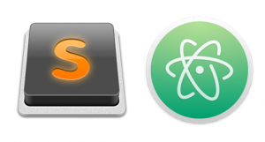 【Text Editor】Atom vs Sublime Text 3