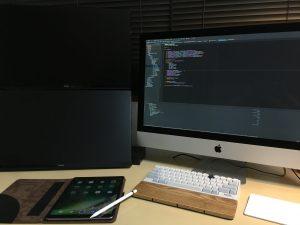 """【ガジェットレビュー】2017 iMac """"27 & iPad Pro """"10.5"""