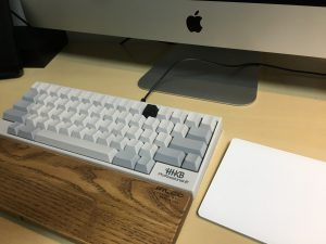 【Tips】iMac USB Keyboard スリープ復帰時認識問題