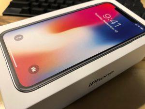 【ガジェットレビュー】iPhone X